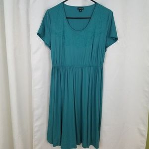 Torrid Skater Dress Size 00(10)